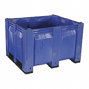 Bulk Container,36-3/4in.W