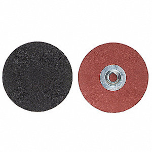 Quick Change Disc,50 Grit,1 in.,PK100