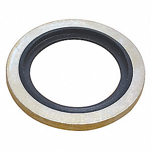 Sealing Washer, Bonded, 0.940in O.D.