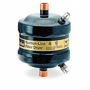 Suction Line Filter/Dryer,5/8 Sweat I.D.