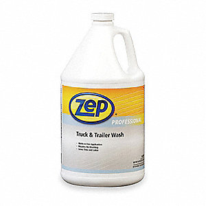 Truck And Trailer Wash,1 Gallon,Bottle