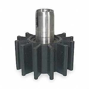 Neoprene Replacement Impeller/Sleeve Assembly for 3ABZ6