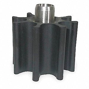 Nitrile Replacement Impeller/Sleeve Assembly for 3ACC1