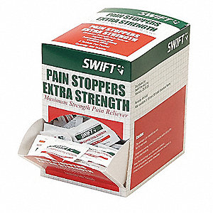 Extra Strength Pain Stopper Tablet&#x3b; PK500