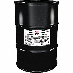 Food Grade Silicone Lubricant, 55 gal. Container Size, 55 gal. Net Weight