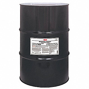 Hydrocarbon Solvent-Based Penetrant, 32°F to 300°F, 55 gal. Drum