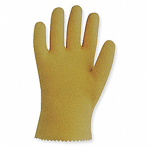 Coated Gloves,M,Yellow,PR