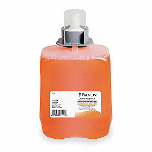Antibacterial Soap Refill, Light Floral Fragrance, 2000mL, PK 2