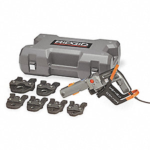 Pressing Tool,CT400,120 Volts,5.2 Amps