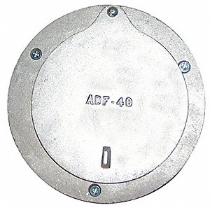 Aluminum Door Port