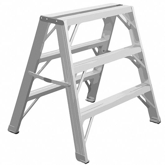 Work Stand and Sawhorse Ladder