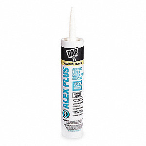 Antique White Caulk, Hybrid, 10.1 oz. Cartridge