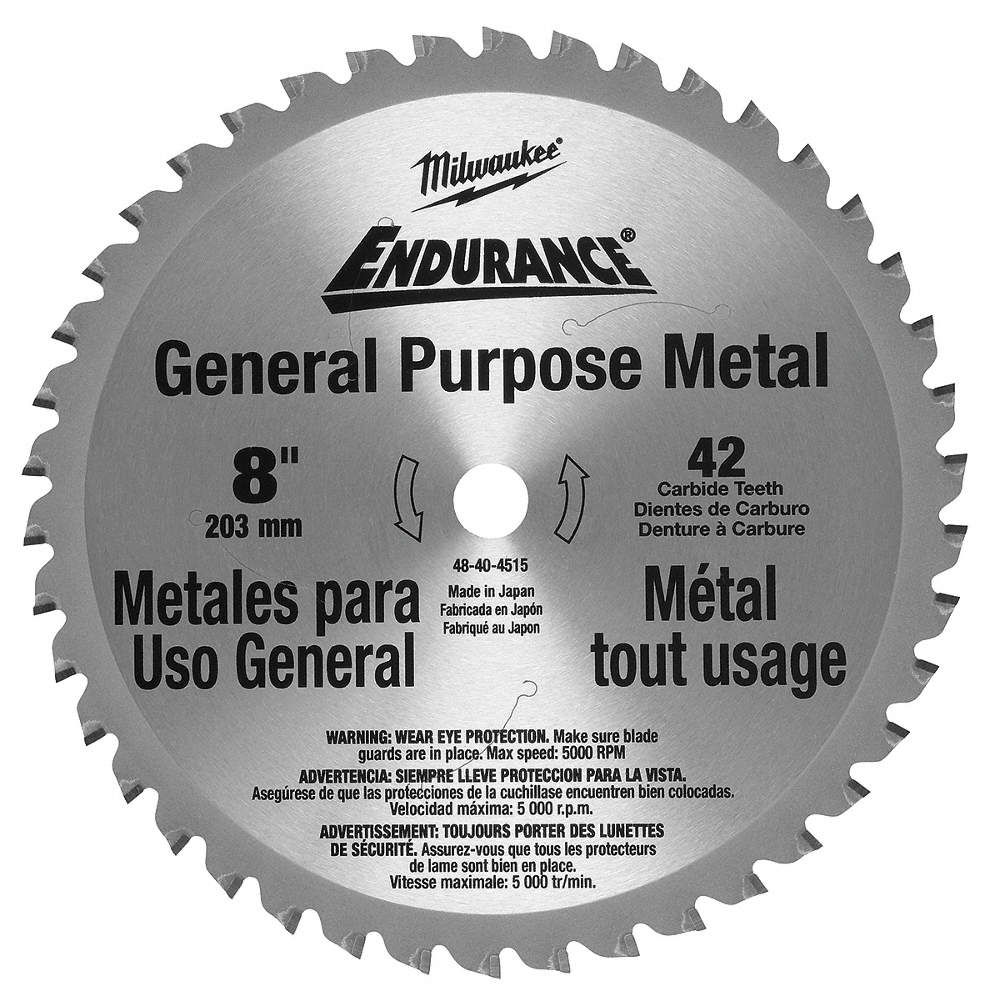 Milwaukee 8 cerment metal cutting circular saw blade number of zoom outreset put photo at full zoom then double click greentooth Image collections