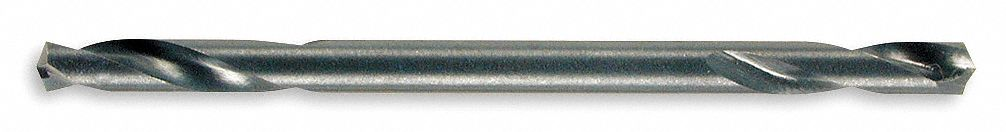 Double End Drill Bit,  Drill Bit Size 1/8 in,  135 ° Drill Bit Point Angle,  Split Point