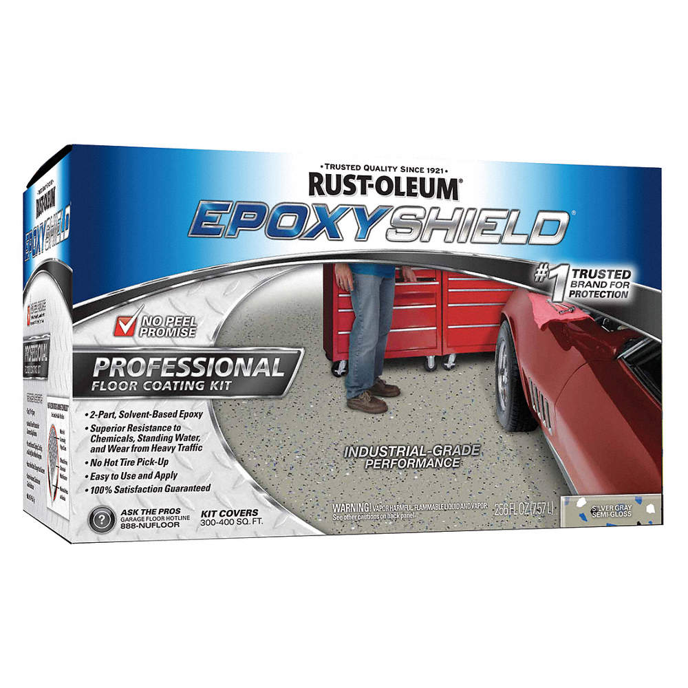 epoxyshield zoom kit rustoleum click do oleum garage rust super it to best coating products floor