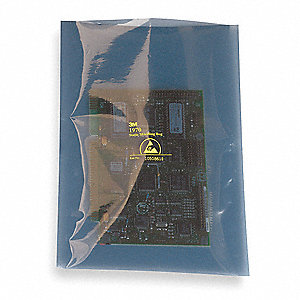 "Shielding Wrap,5"",8"",Open,3.1 mil,PK100"