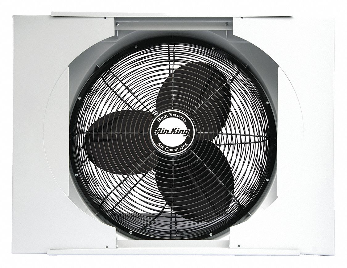 Whole House Fans Grainger Industrial Supply