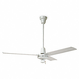 Dayton 3 blade commercial ceiling fan 120120v 7 10 and 20 ft 3 blade commercial ceiling fan 120120v 7 10 and aloadofball Image collections