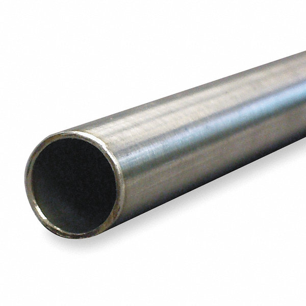 Grainger approved quot ft stainless steel pipe