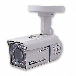 Bullet Camera,Intensifier,3.8-38mm Lens