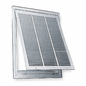 Filtered Return Air Grille 14x20