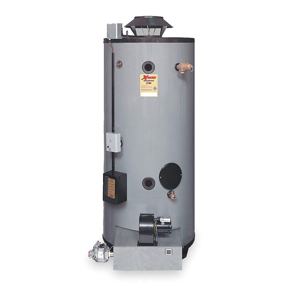 RHEEM-RUUD Water Heater,90 gal.,550000 BtuH - 3CFJ2|GX90-550A - Grainger