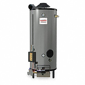 Water Heater,75 gal.,125000 BtuH