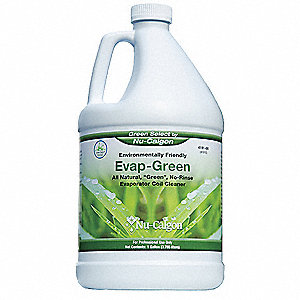 Liquid Evaporator Cleaner, 1 gal., Straw Color, 1 EA