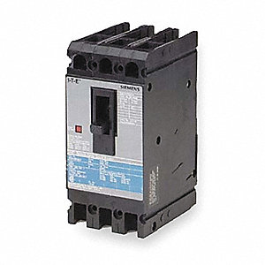 Circuit Breaker,  30 Amps,  Number of Poles:  3,  480VAC AC Voltage Rating