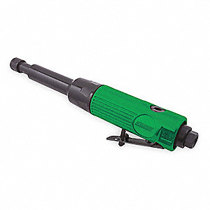 "11-5/16"" General Duty Extended Air Die Grinder, 0.5 HP"