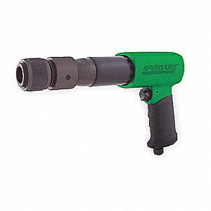 General Duty Air Hammer, Blows per Minute: 2200, Stroke Length: 3-3/4""