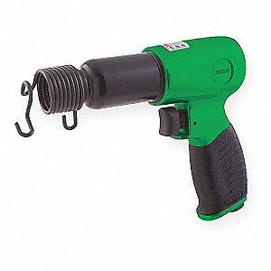 Industrial Duty Air Hammer, Blows per Minute: 3600, Stroke Length: 2-1/4""