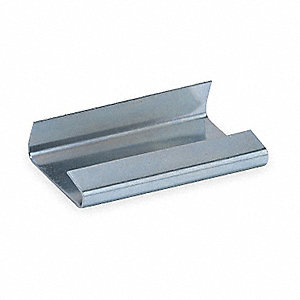 Strapping Seal,1-1/4 In.,Open,PK500