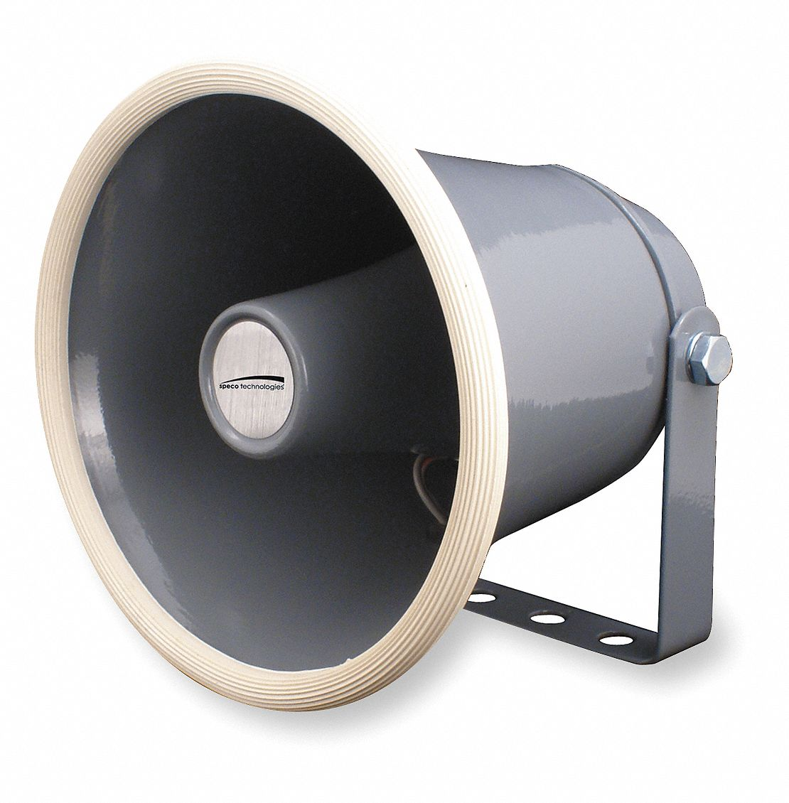 PA Horn,  10 W Watt (RMS),  8 ohm Impedance (Ohms),  6 in Overall Height (In.)