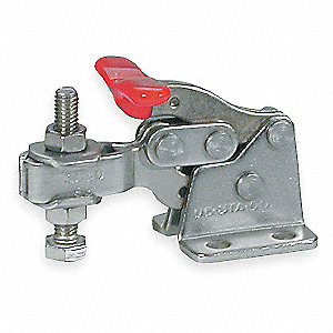 Toggle Clamp,200 Holding Capacity (Lb.),1.43 Overall Height (In.),2.21 Overall Length (In.)