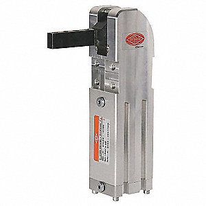 Pneumatic Clamp,81L25,90 Deg,708 In-Lbs