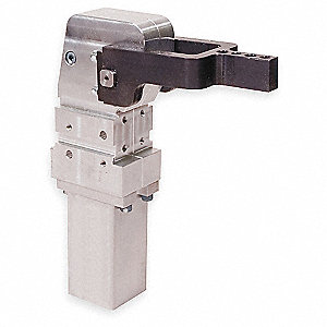 Pneumatic Clamp,82L3G,1596 In-Lbs
