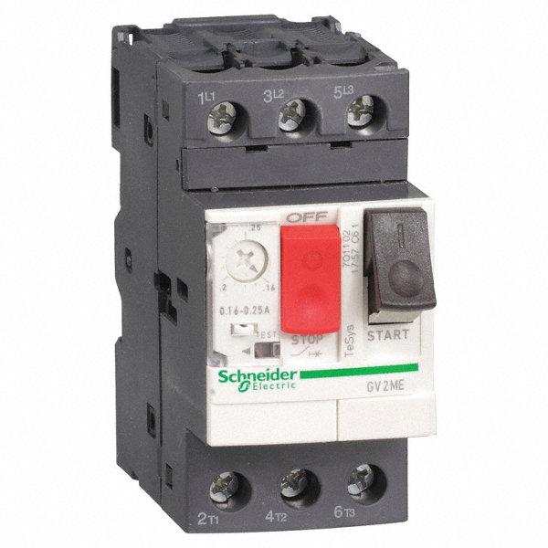 Schneider Electric Push Button Manual Motor Starter No