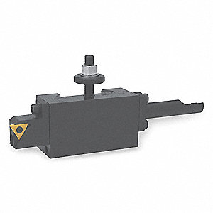 Tool Holder,  For Use With AXA Tool Post,  0.875 Dimension A (In.),  3.869 Dimension C (In.)