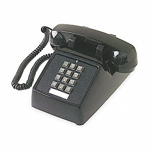 Standard Telephone,  Black