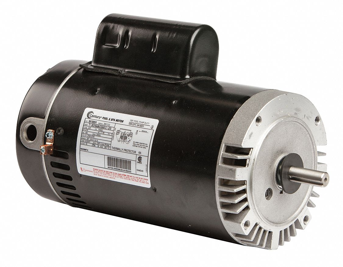 3450 usa for Century pool and spa motor