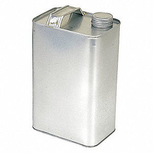 Rectangular Jug, 64 oz. 1EA