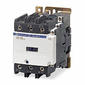 240VAC IEC Magnetic Contactor; No. of Poles 3, Reversing: No, 80 Full Load Amps-Inductive