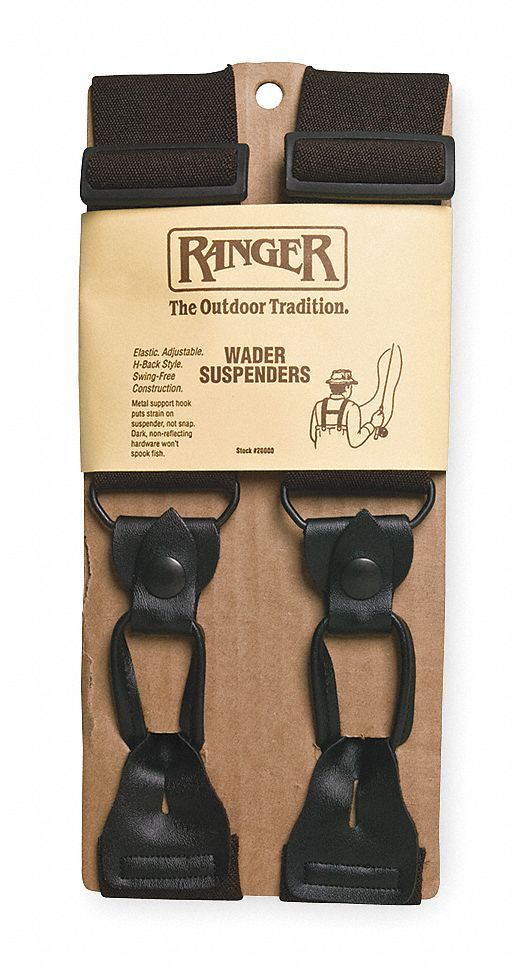 Chest Wader Suspenders And Belts