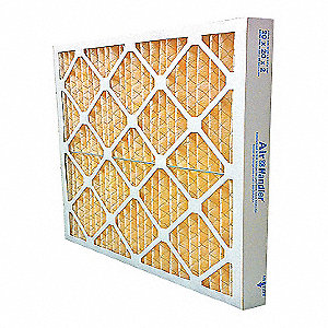 24x24x2 Synthetic Pleated Air Filter with MERV 11