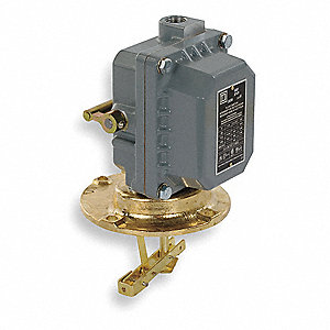 Vertical Open Tank Liquid Level Switch, Close On Rise, 5-1/8""