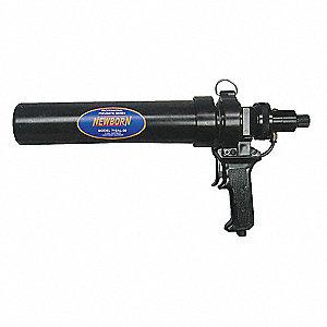 PNEUMATIC CAULK GUN, 29 OZ., ALUMIN