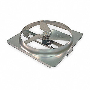 Whole House Fan, 30 In, Direct Dr,120 V