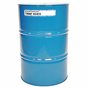 Liquid Coolant, Base Oil : Semi-Synthetic, 54 gal. Drum