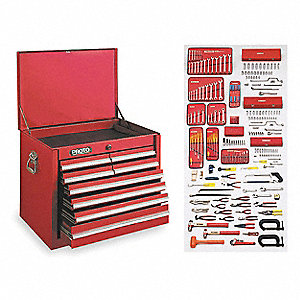 Metric Master Tool Set, Number of Pieces: 229, Primary Application: General Purpose